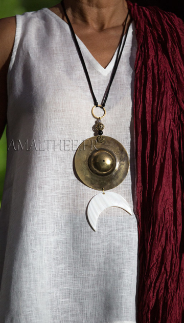 Wedding jewelry : Cosmic Union of Lunar (Yin) and Solar (Yang) Energies within the Soul Joyas